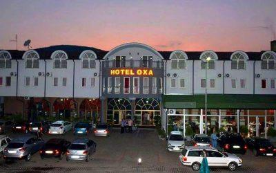 Izrada web sajta za novopazarski hotel – hoteloxa.rs