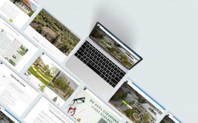 Izrada web sajta za beogradsku školu