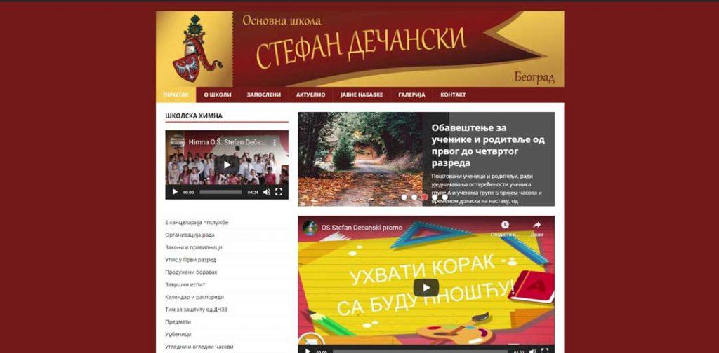 Održavanje web sajtova