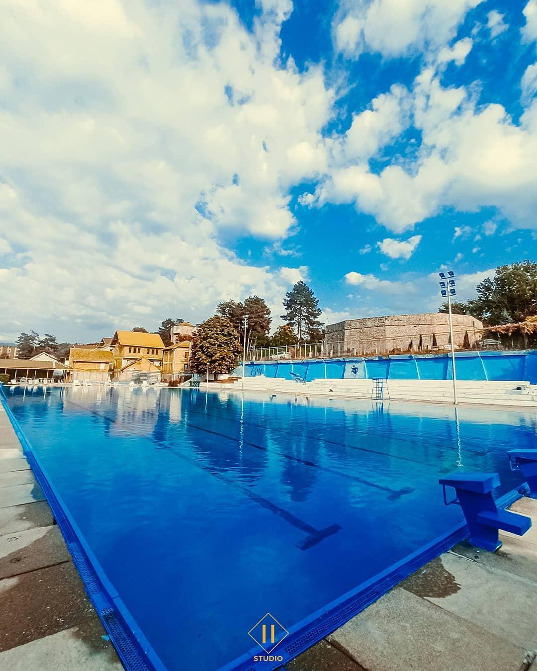 Gradski bazen u Novom Pazaru