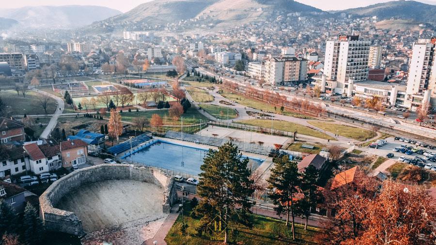Rekreacioni centar u Novom Pazaru