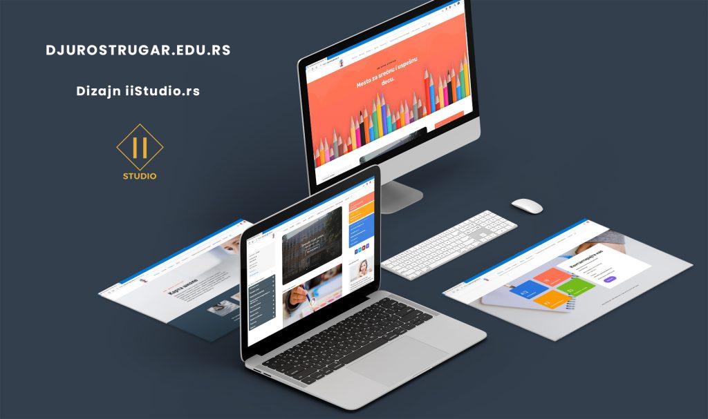 izrada web sajtova za skole